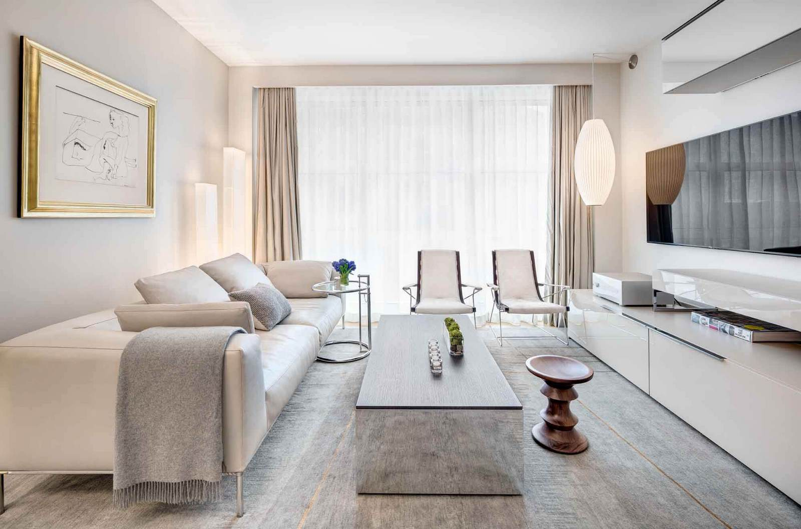 Bowery Luxury Apartment
